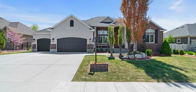 1239 Willowbrook Ln, Kaysville, UT 84037 (#1741255) :: Utah Best Real Estate Team | Century 21 Everest