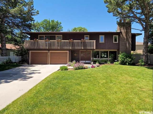 4838 S 1395 E, Holladay, UT 84117 (#1741258) :: Bustos Real Estate | Keller Williams Utah Realtors