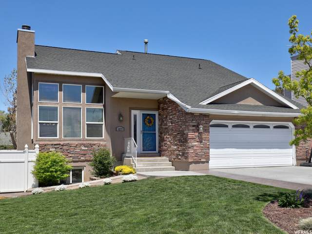 1277 E Alta Heights Dr, Sandy, UT 84094 (#1741261) :: McKay Realty
