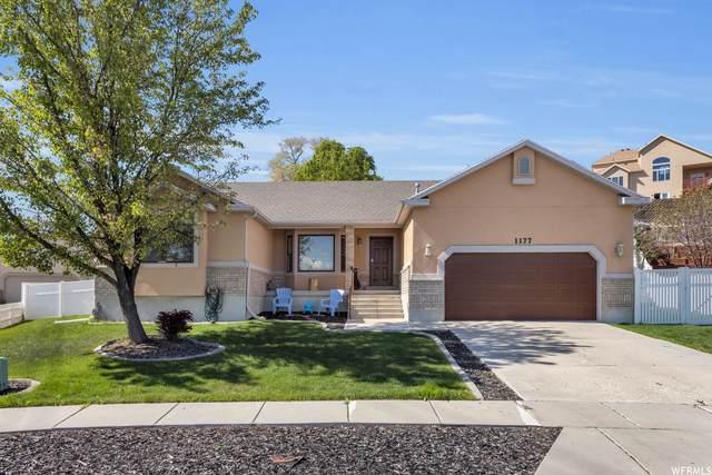 1177 W Saddle Bluff Dr S, Murray, UT 84123 (#1741266) :: Utah Real Estate