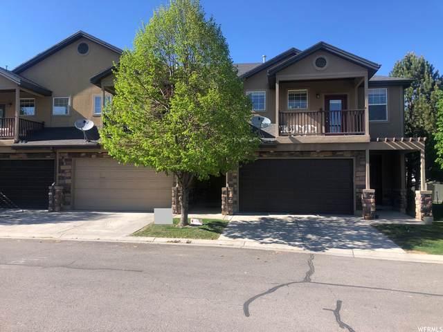 1564 W 140 N #45, Pleasant Grove, UT 84062 (#1741279) :: Utah Best Real Estate Team | Century 21 Everest