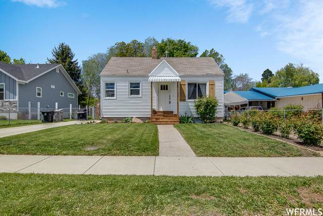 345 N 100 E, Springville, UT 84663 (#1741281) :: Bustos Real Estate | Keller Williams Utah Realtors