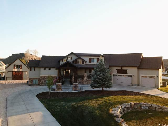 458 W Wild Willow Dr, Francis, UT 84036 (MLS #1741292) :: High Country Properties