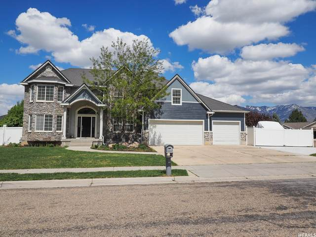 5434 S 1345 W, Riverdale, UT 84405 (#1741302) :: The Lance Group