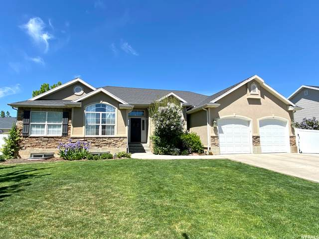 336 W 1775 N, Ogden, UT 84414 (#1741316) :: The Lance Group