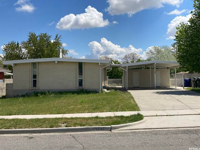 4145 S Charles Dr, West Valley City, UT 84120 (#1741334) :: Black Diamond Realty