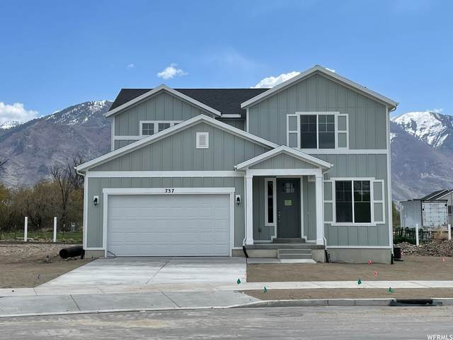 737 S 1400 W #106, Provo, UT 84601 (#1741337) :: The Lance Group