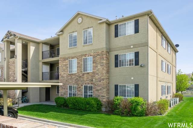 3531 E Rock Creek Apt #C2, Eagle Mountain, UT 84005 (#1741341) :: The Lance Group