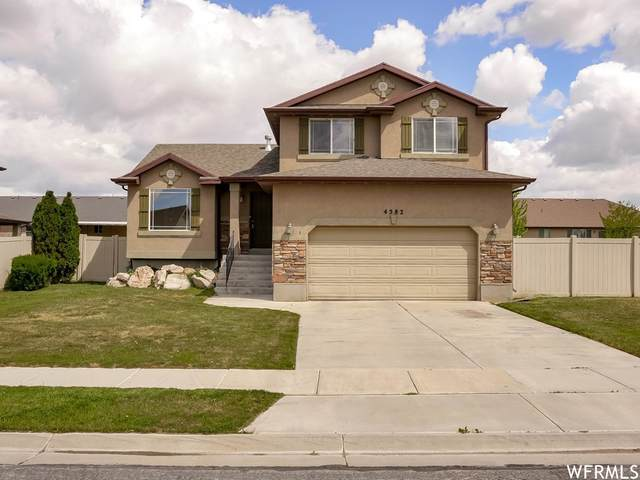 4582 W 5850 S, Hooper, UT 84315 (#1741343) :: The Lance Group
