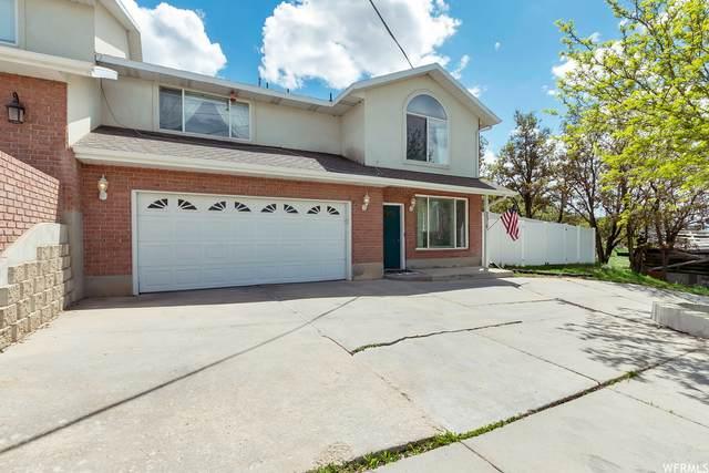2216 S Fairway Dr, Spanish Fork, UT 84660 (#1741350) :: Berkshire Hathaway HomeServices Elite Real Estate