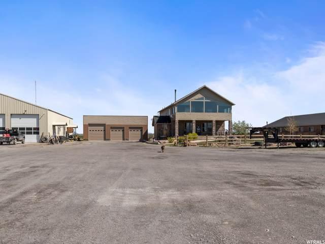 3703 W 600 S, Logan, UT 84321 (#1741356) :: Berkshire Hathaway HomeServices Elite Real Estate