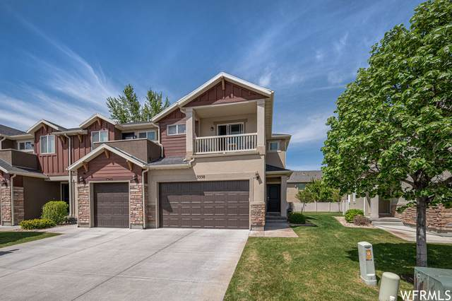 3338 W Prairie Grass Dr, Lehi, UT 84043 (#1741385) :: Utah Best Real Estate Team | Century 21 Everest
