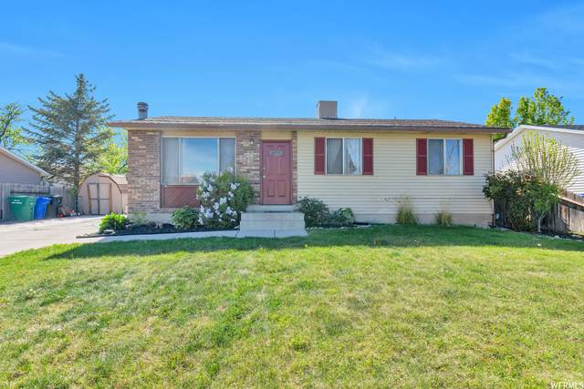 6536 S Clematis Way, West Jordan, UT 84081 (#1741392) :: Utah Best Real Estate Team | Century 21 Everest