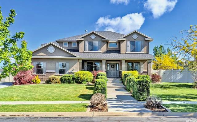 2194 W Pheasant Pl N, Farmington, UT 84025 (#1741402) :: Utah Dream Properties