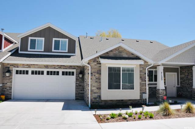 7125 W Oromia View Dr, West Valley City, UT 84128 (#1741404) :: Black Diamond Realty