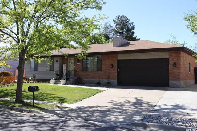 3639 W Silverado Dr, Taylorsville, UT 84129 (#1741408) :: Utah Best Real Estate Team | Century 21 Everest