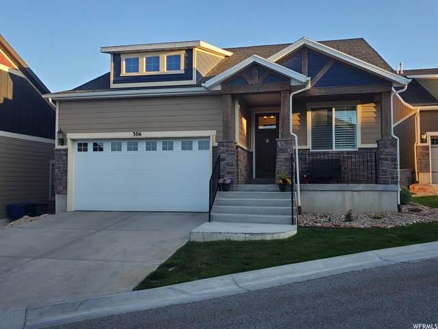 306 E Bella Vida Dr S, North Salt Lake, UT 84054 (#1741412) :: Bustos Real Estate | Keller Williams Utah Realtors
