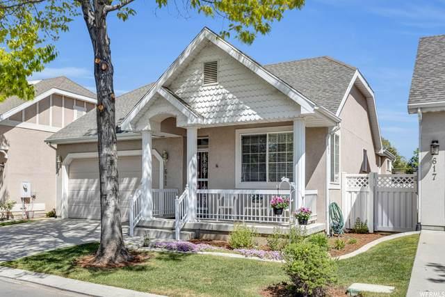 611 E Free Land Ave, Midvale, UT 84047 (#1741416) :: Bustos Real Estate | Keller Williams Utah Realtors