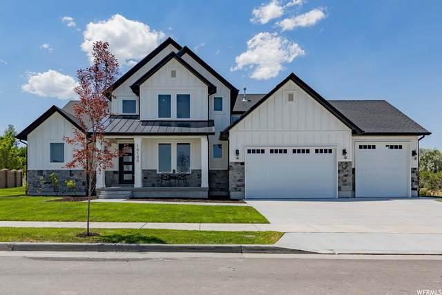 14188 S Oak Crossing Way W #201, Herriman, UT 84096 (#1741418) :: Bustos Real Estate | Keller Williams Utah Realtors