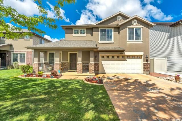 1081 N Cambria Dr W, North Salt Lake, UT 84054 (#1741428) :: Bustos Real Estate | Keller Williams Utah Realtors