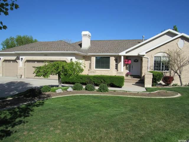 1583 W Heather Downs Cir, South Jordan, UT 84095 (#1741433) :: Utah Best Real Estate Team | Century 21 Everest