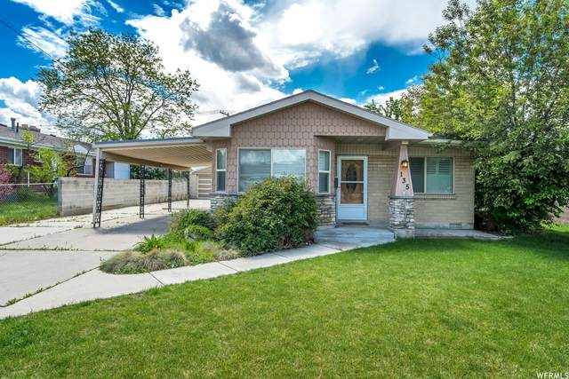 135 W Fayelle Ave, Murray, UT 84107 (#1741448) :: UVO Group | Realty One Group Signature