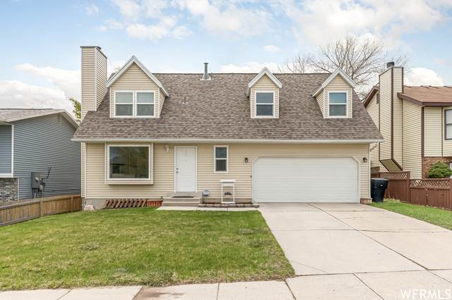 4909 W Banquet Ave S, West Jordan, UT 84081 (#1741463) :: UVO Group   Realty One Group Signature