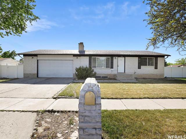 7524 S Casa Negra Cir, Midvale, UT 84047 (#1741471) :: Utah Best Real Estate Team | Century 21 Everest