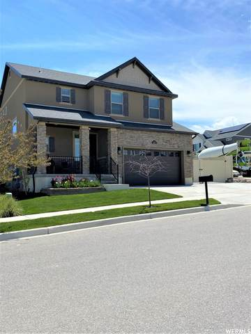 4283 W Lower Meadow Dr, Herriman, UT 84096 (#1741484) :: Colemere Realty Associates