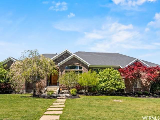 7962 S Hidden Park Ln, Sandy, UT 84093 (#1741500) :: Utah Best Real Estate Team | Century 21 Everest