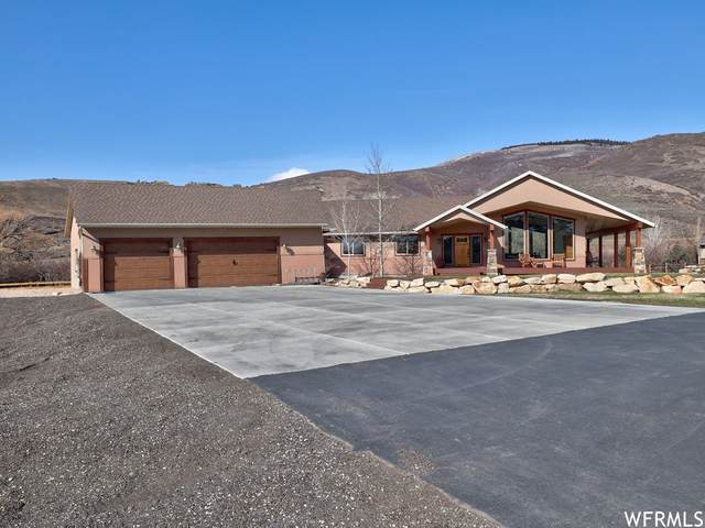 587 E Gristmill Ln, Kamas, UT 84036 (#1741501) :: Black Diamond Realty