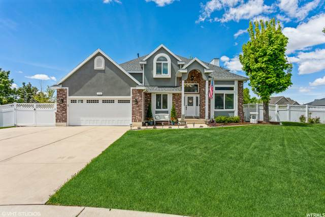 1132 S Shadowridge Dr E, Kaysville, UT 84037 (#1741503) :: Utah Best Real Estate Team | Century 21 Everest