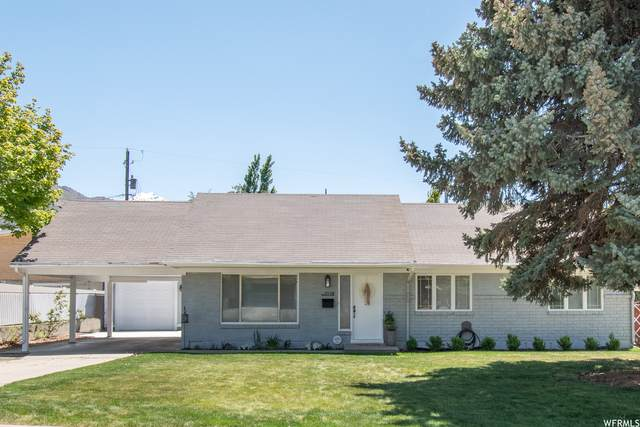 2118 E Terra Linda Dr, Holladay, UT 84124 (#1741518) :: Black Diamond Realty