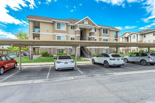 99 N Cambria Way W O-203, Pleasant Grove, UT 84062 (#1741541) :: Utah Best Real Estate Team | Century 21 Everest