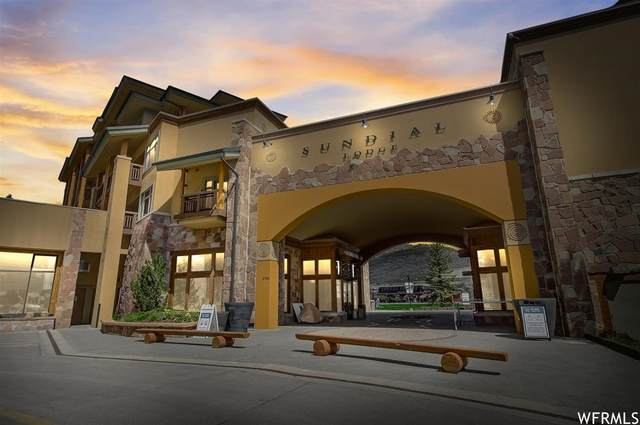 3720 N Sundial Ct C413, Snyderville, UT 84098 (MLS #1741543) :: Summit Sotheby's International Realty
