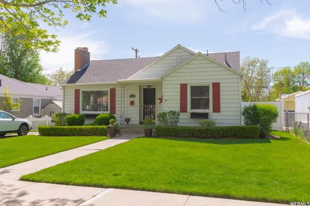 1946 S Imperial St, Salt Lake City, UT 84105 (#1741563) :: Gurr Real Estate