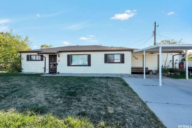 5166 S 4660 W, Salt Lake City, UT 84118 (#1741578) :: Utah Best Real Estate Team | Century 21 Everest