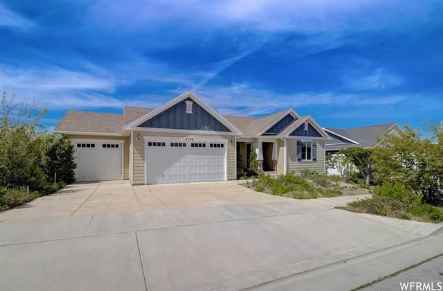 6534 W Peacemaker Way, Herriman, UT 84096 (#1741602) :: Bustos Real Estate | Keller Williams Utah Realtors