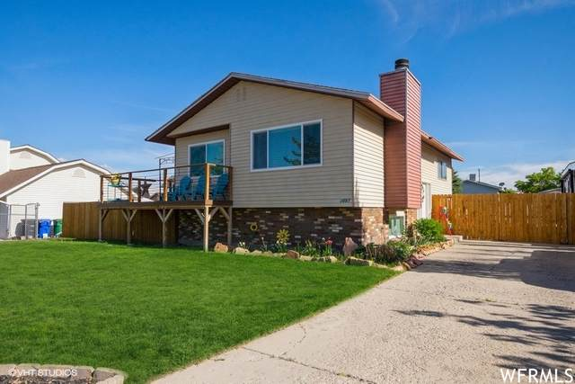 3897 W 8620 S, West Jordan, UT 84088 (#1741604) :: Utah Best Real Estate Team | Century 21 Everest