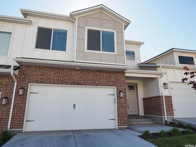14289 S Bella Vea Dr, Herriman, UT 84096 (#1741620) :: Bustos Real Estate | Keller Williams Utah Realtors