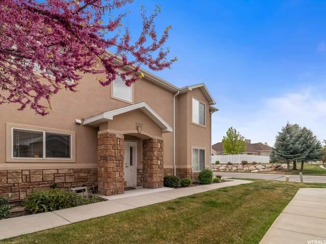7157 S Brittany Town Dr, West Jordan, UT 84084 (#1741623) :: Utah Best Real Estate Team | Century 21 Everest