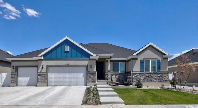 1310 N 3300 W, Provo, UT 84601 (#1741628) :: Utah Real Estate