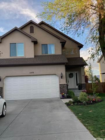 1253 E College St, Salt Lake City, UT 84117 (#1741644) :: Berkshire Hathaway HomeServices Elite Real Estate