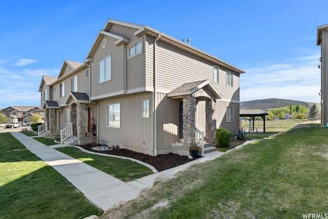 3826 E Rock Creek Rd #4, Eagle Mountain, UT 84005 (#1741676) :: Utah Best Real Estate Team | Century 21 Everest