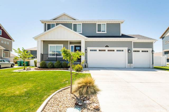 101 W 1500 S, Lehi, UT 84043 (#1741681) :: Doxey Real Estate Group