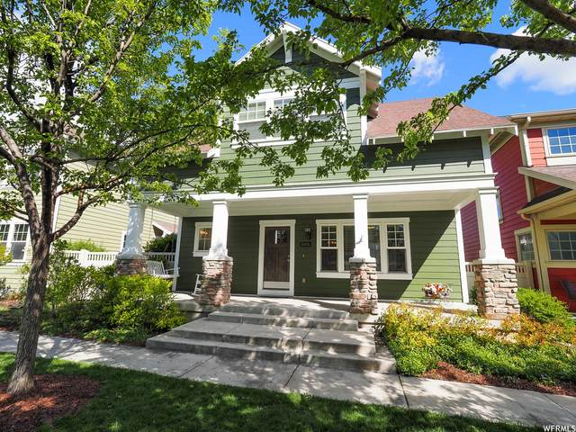 10876 S Weiss Dr, South Jordan, UT 84009 (#1741683) :: Colemere Realty Associates