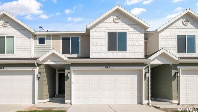 1061 W Fox Run Ave #41, Santaquin, UT 84655 (#1741689) :: Black Diamond Realty