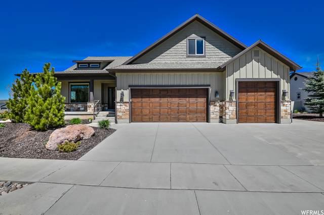 5922 Dartmouth Dr, Mountain Green, UT 84050 (#1741696) :: Utah Dream Properties