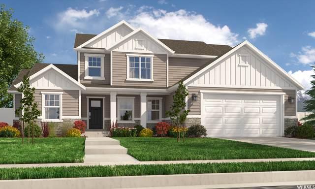 1472 N 505 W #123, Saratoga Springs, UT 84043 (#1741697) :: Black Diamond Realty