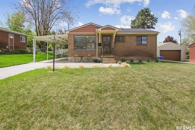 1037 E Douglas N, Ogden, UT 84414 (#1741711) :: Black Diamond Realty